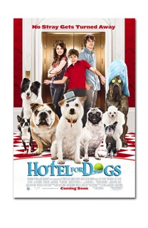 Hotel for Dogs Int'l sml
